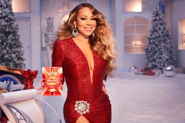 Mariah Carey a doborât trei recorduri mondiale Guinness cu melodia 'All I Want for Christmas Is You'